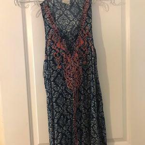 Flowy A-Line Dress